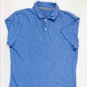 Men's banana republic collared shirt